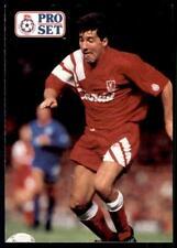 Pro Set Football 1991-1992 Liverpool Dean Saunders #48