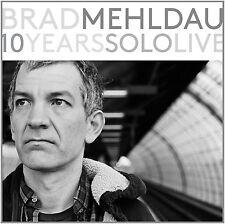 Brad Mehldau - 10 years solo Live 4 CD NEUF Lennon/McCartney/COBAIN/Brahms