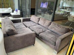 Jardan sofas x2 - super comfy!!