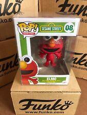 Funko POP! Sesame Street ELMO Vaulted Vinyl Figure & Protector