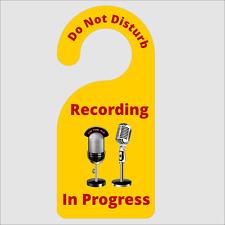 Do Not Disturb Custom Made Decorative Plaques Amp Signs Ebay