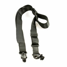 MS2 Style 1 & 2 Multi Point Mission Universal Tactical QD Sling Strap Black