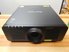 Panasonic PT-RZ120 Laser Projector 12,000 Lumens Very Low Hours
