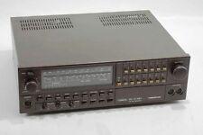 Ancien DDR Radio Tonica RX 81 Hifi Tuner Amplificateur Rétro Design Culte