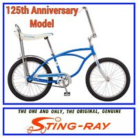 Schwinn StingRay Retro Vintage Classic Bicycle Sting Ray Boys Bike Blue New