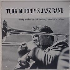 TURK MURPHY JAZZ BAND: Rare Merry Makers Record VINYL LP SEALED