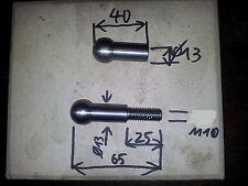 Simson MZ Anhängerkupplung Kupplung Anhänger Kugel 18 mm Gewinde / Schweißbar