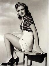 Marilyn Monroe Norma Jean Vintage Pin-up Print Sweet Young & Sexy!
