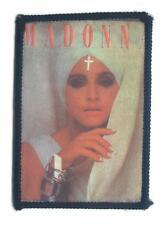 Madonna Aufnäher - ca. 8 cm breit und 11 cm hoch - schönes Accessoires wie Bild