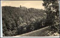 EISENACH Thüringen DDR 1962 Blick zum Haus Hainstein alteAnsichtskarte Postkarte