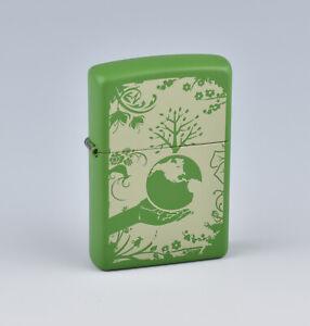 Zippo Planeta Series Lighter - #27 Sustainability & Enviroment