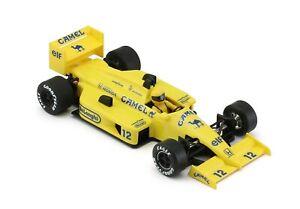 NSR 0201IL Formula 86/89 Lotus No.12 Camel, Inline 1:32 analog slot car