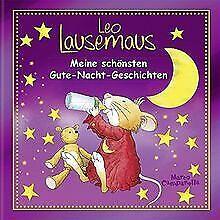 Leo Lausemaus - Meine schönsten Gute-Nacht-Geschichten v...   Buch   Zustand gut