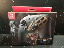 Monster Hunter Rise Nintendo Switch Controller Nuovo New Capcom Limited Edition
