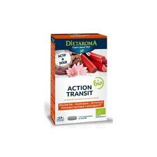 ♡♡DIETAROMA♡♡ Action transit Bio - 45 comprimés - Actif et Doux - Lactospore