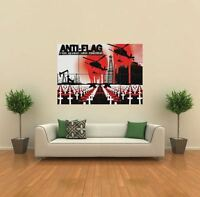 ANTI FLAG MUSIC ROCK BAND NEW GIANT LARGE ART PRINT POSTER PICTURE WALL G310