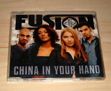 CD Maxi-Single - Fusion - China in your Hand