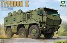 Takom 1:35 Russian KamAZ63968 MRAP Typhoon K - Plastic Model Kit #2082