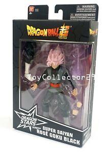 Bandai Dragon Stars Series Super Saiyan Rose Goku Black Action Figure IN STOCK