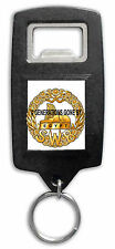 SOUTH WALES BORDERERS BOTTLE OPENER KEY RING
