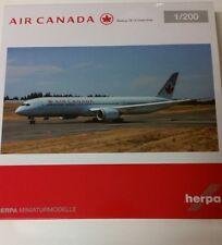 HERPA 557610 - 1/200 Boeing 787-9 Dreamliner-Air Canada-NEUF
