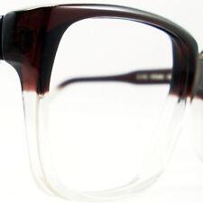 Vintage Kirk Brown Fade Unisex Eyeglasses Sunglasses Glasses New Eyewear