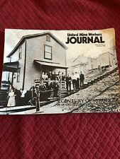 United Mine Workers Journal 100Th Year Number 11 Calendar 1989