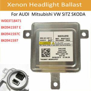 New! 8K0941597 For Audi / VW Xenon Ballast HID Control Unit Computer Module ECU