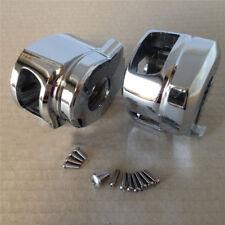 Chrome Switch Housing Cover For Suzuki GSXR600/750 2008-2011 GSXR1000 2007-2008