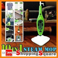 1500W 10-in-1 Multifunctional Steamer Steam Mop Home Floor Kitchen Cleaner