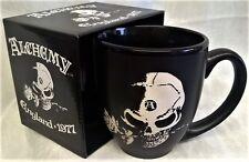 Alchemy Gothic Black Mug-L' ALCHIMISTE le crâne-Horreur & Squelettes cadeaux