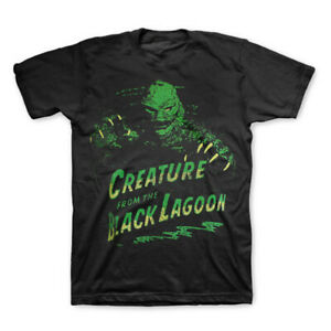 Creature From The Black Lagoon T-Shirt OFFICIAL Universal Studios Monsters S-2XL