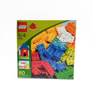 LEGO® DUPLO® 6176 - Grundbausteine – B-Ware - OVP geöffnet