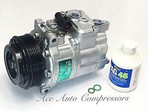 2006-2009 Land Rover / Range Rover All Model Reman A/C Compressor Yr Wrty