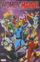 Women of Marvel: Celebrating Seven Decades Handb, Marvel Comics, Excellent
