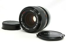 [Excellent+++++] Canon FD 35mm F/2 S.S.C. SSC MF Wide Angle Lens from Japan