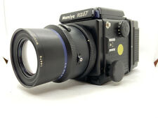 [Exc+5] Mamiya RZ67 Pro + Sekor Z 180mm f/4.5 + 120 Film back From Japan #464