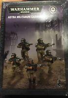 Warhammer 40K Astra Militarum Cadians ETB GW 35-33 NIB