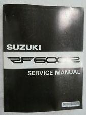 Suzuki New RF600R 1993-1997 Factory Shop Manuel 99500-35034-01E
