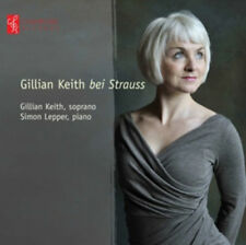 Richard Strauss : Gillian Keith Bei Strauss CD (2011) ***NEW***
