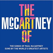 The Art Of McCartney - The Songs Of Paul McCartney 2CD & DVD NEW/SEALED