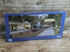 "Gibson 636 Piece Puzzle ""Sunny Day at Alresford"" New"