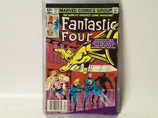 FANTASTIC FOUR #241 Marvel Comics 1982 FN FF & Black Panther Powerless!  FL