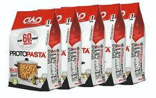 PASTA PROTEICA  60% Proteine Ciao Carb ProtoPasta Penne 1250 gr ( 5 X 250 gr )