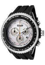 D&G Time orologio al quarzo Chrono mod.DW0380 Nuovo con garanzia
