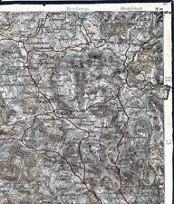 Jandelsbrunn Sonnen Breitenberg 1896 1905 Teilkarte/Ln. Thalberg Krinning Aßberg