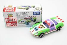 Tomica Takara Tomy Disney Motors DM-03 Speedway Star Buzz Diecast Toy Story Car
