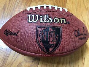 NFL Europe League Wilson football