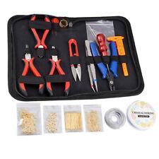 Schmuckherstellung Werkzeuge Reparatursatz Schmuck Zangen Schmuckdraht Set
