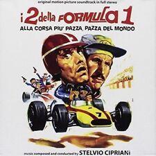 Stelvio Cipriani - I 2 Della Formula 1 Alla Corsa Più Pazza Del Mondo - Cd Nuovo